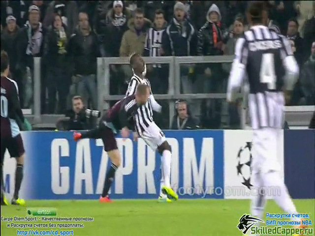 Juventus 3-1 Kopenhag Maç  Özeti