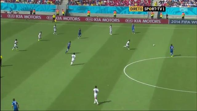 İtalya 0-1 Kosta Rika Maç Özeti
