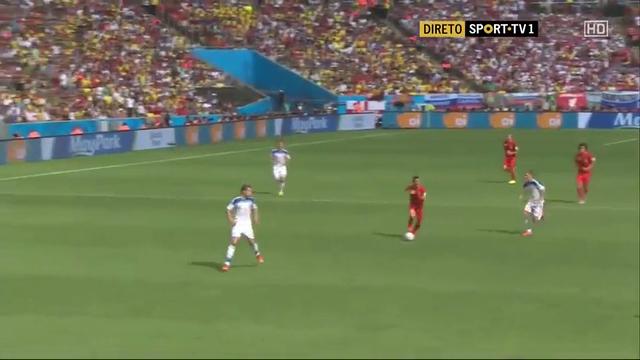 Belçika 1-0 Rusya Maç Özeti