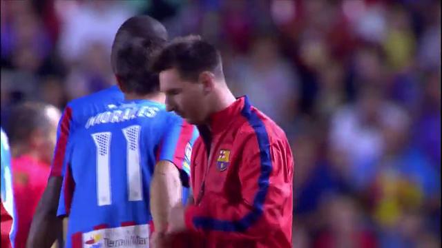 Levante 0-5 Barcelona Maç Özeti
