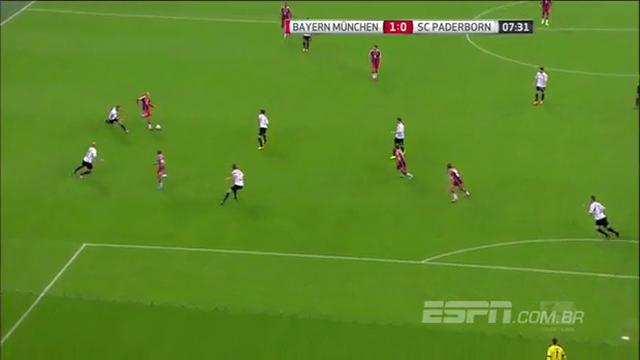 Bayern Munih 4 - 0 Paderborn Maç Özeti