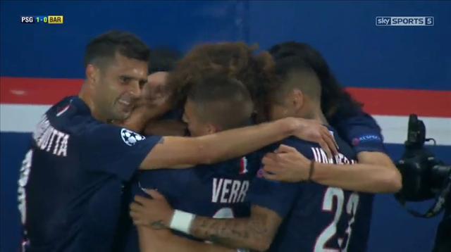 Şampiyonlar Ligi - PSG 3-2 Barcelona Maç Özeti