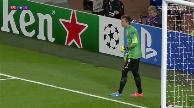 Arsenal 4-1 Galatasaray Maç Özeti