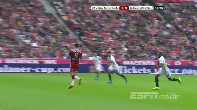 Bayern Munich 4 - 0 Hannover 96 Maç Özeti
