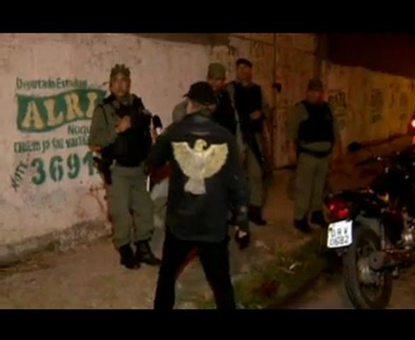 Águia Dourada repercute o caso do cantor Thiaguinho (Mala Mansa), baleado após assalto.