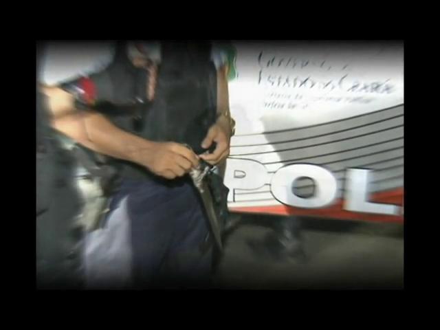 Ele e mais três pessoas tentaram assaltar ônibus que fazia a linha Cidade Nova/Parangaba.
