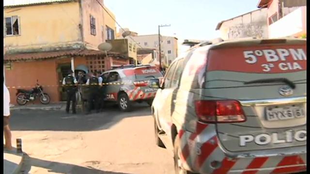 O crime ocorreu no cruzamento das ruas Chastinet Guimarães com Raimundo Correa. Foi constatado nove perfurações de pistola ponto 40.