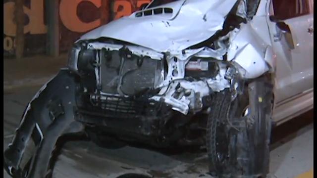 O acidente ocorreu na Avenida Dioguinho em frente ao Clube dos Médicos.