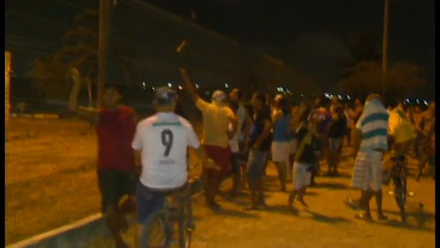 Adolescente de 16 anos é alvejado a tiros no bairro Tancredo Neves próximo ao polo de lazer da BR 116.