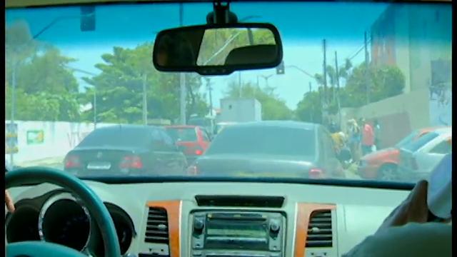 O incidente ocorreu na rua Pe. Pedro de Alencar