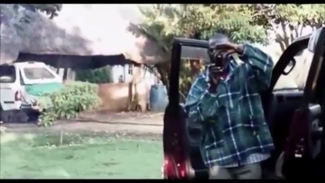 Watch A Zimbabwean Claim His Land From A Greedy White Settler