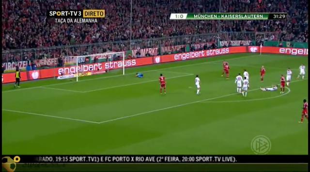 Смотреть футбол прямая трансляция кайзерслаутерн бавария