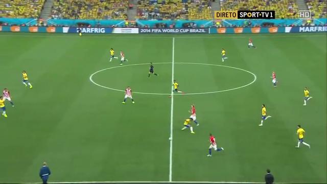 Brezilya 3-1 Hırvatistan Maç Özeti