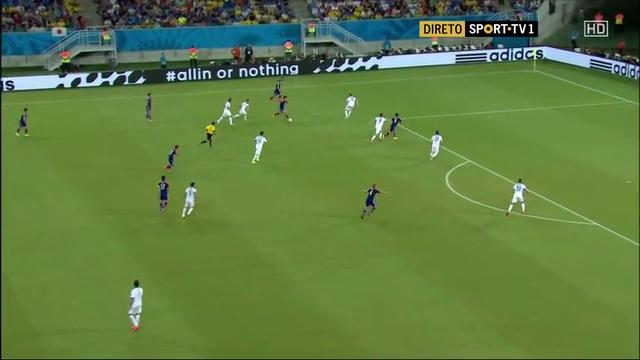 Japan Greece goals and highlights