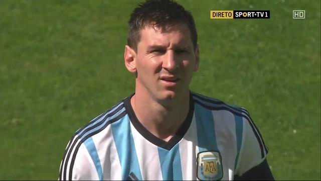 Dünya Kupası 2014 - Arjantin 1-0 İran Maç Özeti