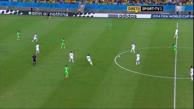 Nijerya 1-0 Bosna Hersek Maç Özeti