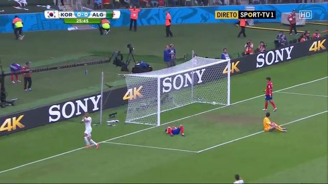 South Korea Algeria goals and highlights