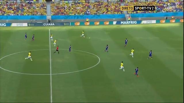 Japonya 1-4 Kolombiya Maç Özeti