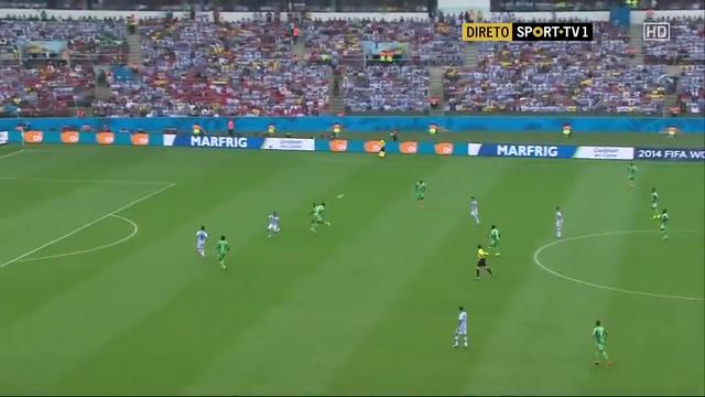 Nijerya 2-3 Arjantin Maç Özeti