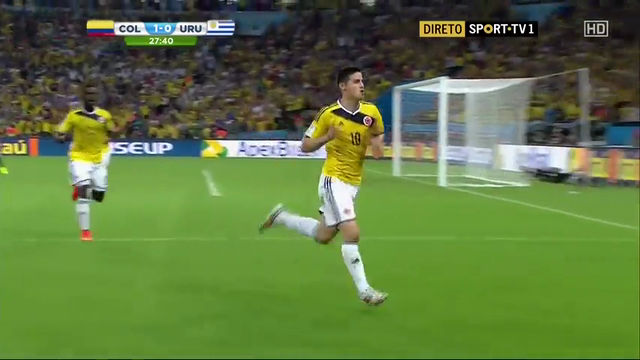 Colombia Uruguay goals and highlights