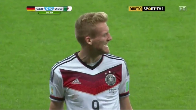 Germany Algeria goals and highlights