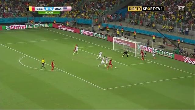 Belgium USA goals and highlights