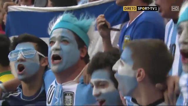 Argentina Belgium goals and highlights