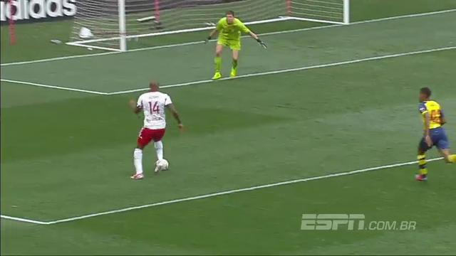 Summary: New York 1-0 Arsenal (26 July 2014)