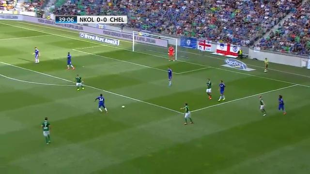 Resumo: Olimpija 1-2 Chelsea (27 Julho 2014)