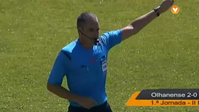 Resumo: Olhanense 2-0 Leixões (9 Agosto 2014)
