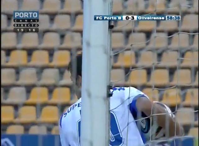Porto II 1-3 UD Oliveirense - Golo de Pité (59min)