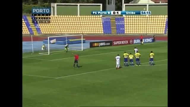 Resumo: Porto II 1-1 União Madeira (23 Agosto 2014)