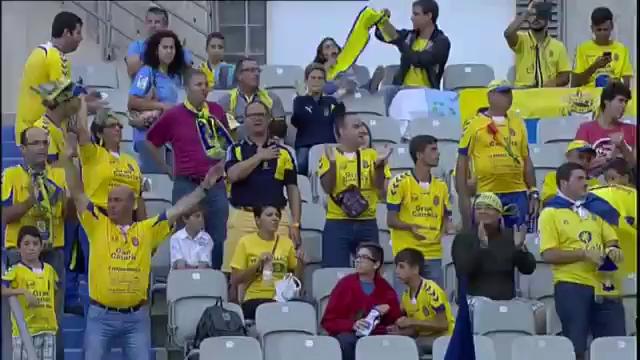 Resumo: Las Palmas 2-0 Llagostera (23 Agosto 2014)