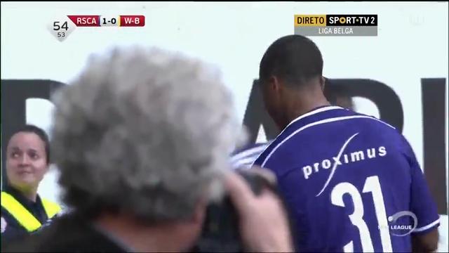 Anderlecht 1-0 Waasland-Beveren - Golo de N. Kabasele (55min)