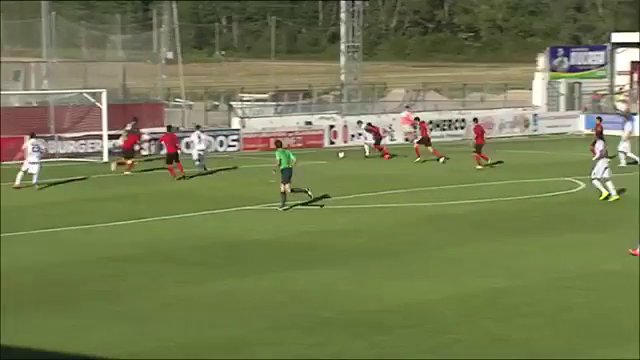Resumo: Mirandés 0-0 Lugo (24 Agosto 2014)