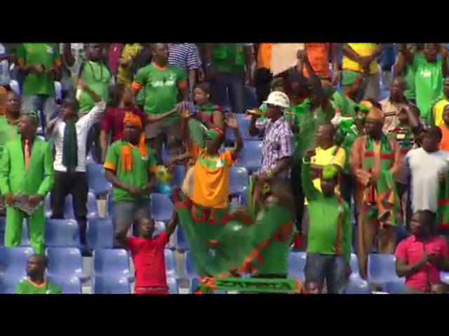 Resumo: Zambia vs Mozambique (6 Setembro 2014)