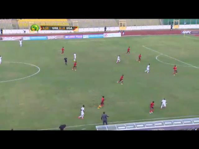 Resumo: Ghana vs Uganda (6 Setembro 2014)