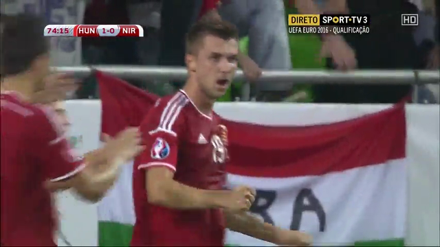 Hungary Northern Ireland goals and highlights