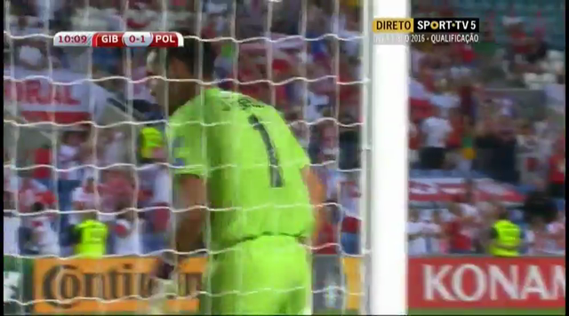 Gibraltar Poland goals and highlights