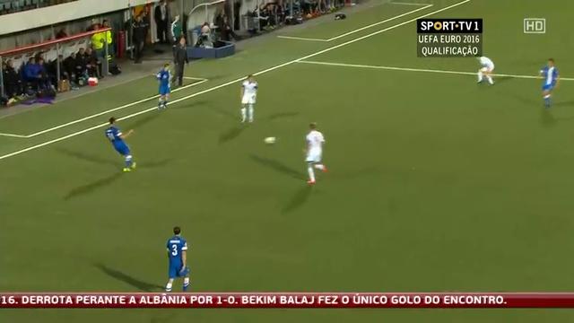 Resumo: Faroe Islands 1-3 Finland (7 Setembro 2014)