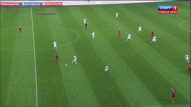 Russia Liechtenstein goals and highlights