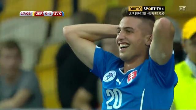 Ukraine Slovakia goals and highlights