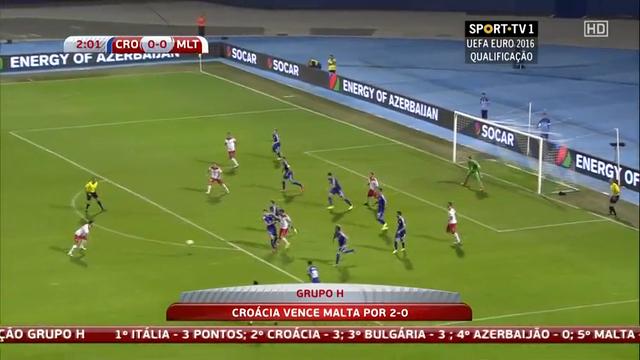 Croatia Malta goals and highlights