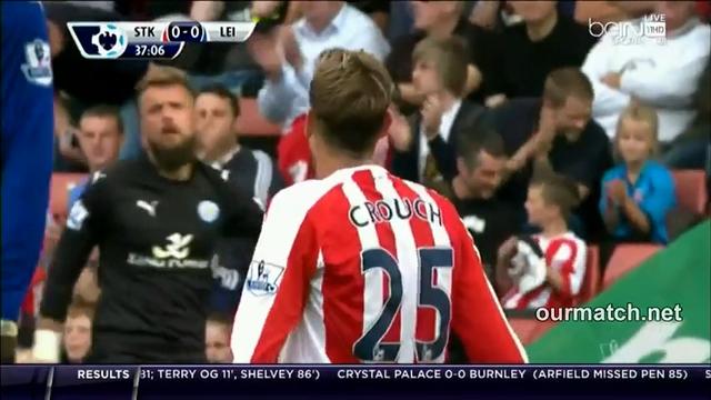 Resumo: Stoke City 0-1 Leicester City (13 Setembro 2014)