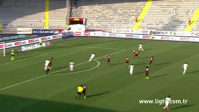 Resumo: Gençlerbirliği 1-2 Bursaspor (13 September 2014)