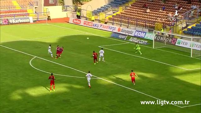 Resumo: Karabükspor 0-0 İstanbul Başakşehir (13 Setembro 2014)