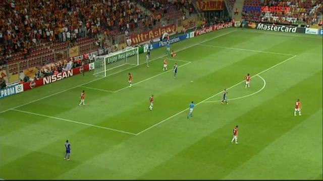 Galatasaray Anderlecht goals and highlights