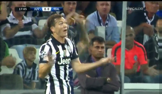 Juventus Malmö goals and highlights