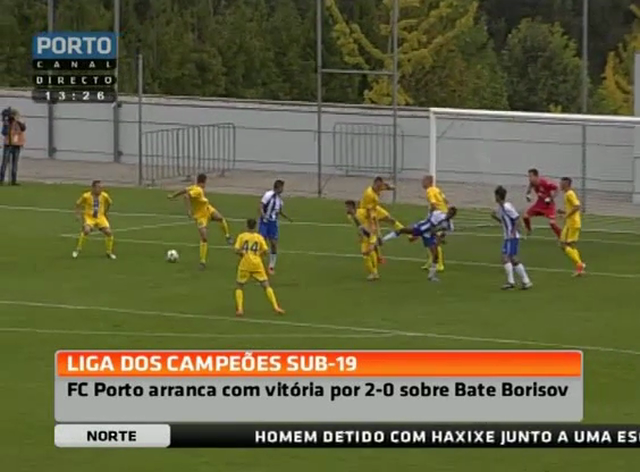 FC Porto BATE goals and highlights