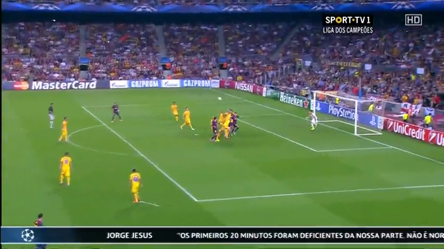 Barcelona APOEL goals and highlights